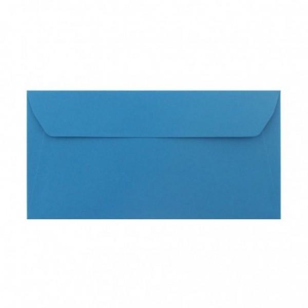 Plic DL siliconic, albastru, Daco