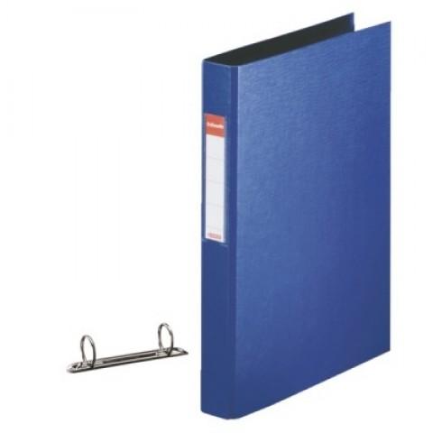 Caiet mecanic A4, 2 inele, albastru Esselte Standard