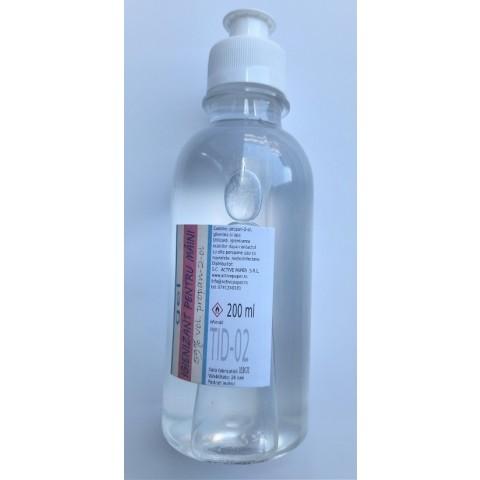 Gel igienizant pentru mâini, 200 ml