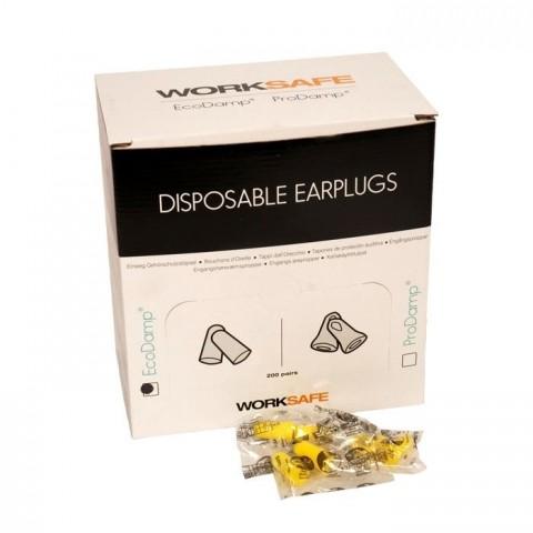 Dopuri de urechi, EcoDamp, Worksafe