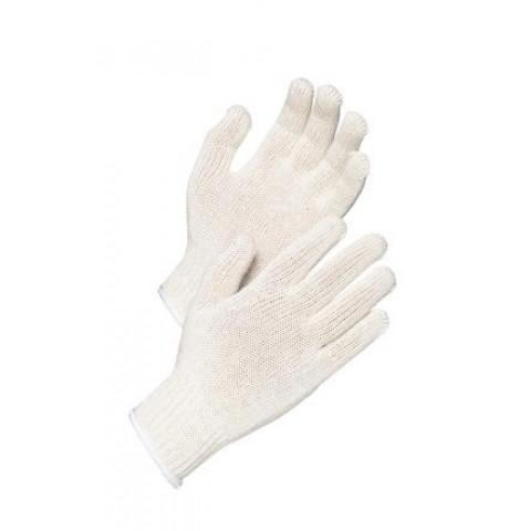 Mănuși de protectie tricotate din bumbac si poliester, Worksafe