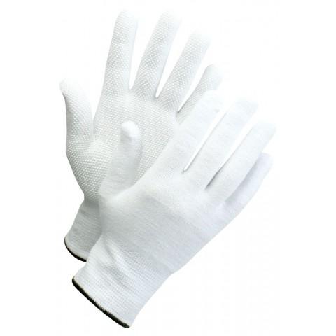 Mănuși de protectie tricotate cu grip, Worksafe