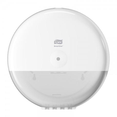 Dozator Tork SmartOne® rolă hârtie igienică alb