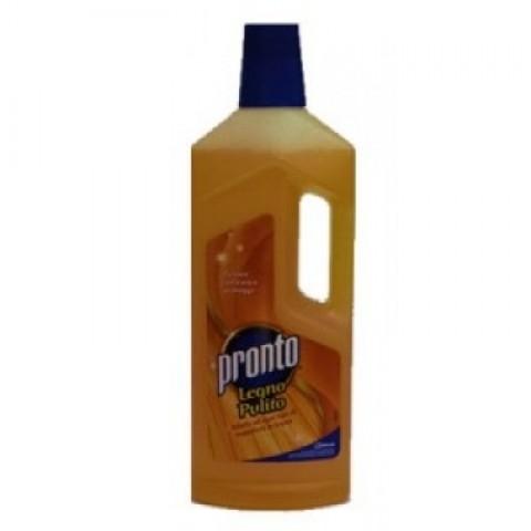 Detergent parchet, Lemn Curat, 750 ml, Pronto