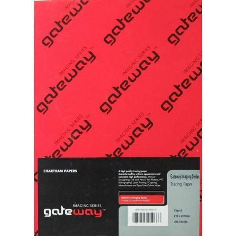 Hartie calc, Gateway, format A4, 90 g/mp