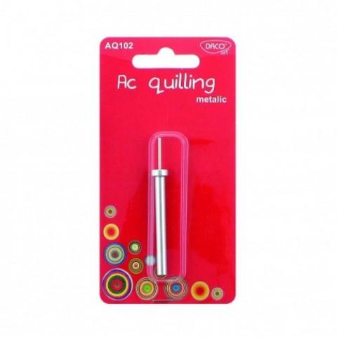 Ac quilling metalic, Daco