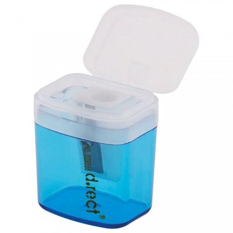 Ascutitoare plastic cu rezervor, D.rect
