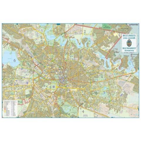Bucureşti – Zona centrală