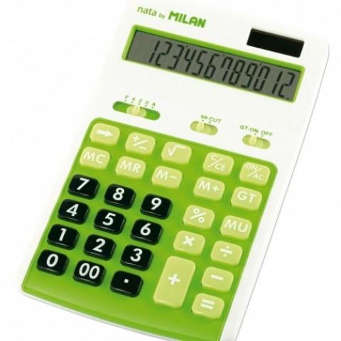 Calculator 12 digiti, 150712GRBL, Milan
