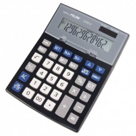 Calculator 12 digiti, 153012 taxa, Milan