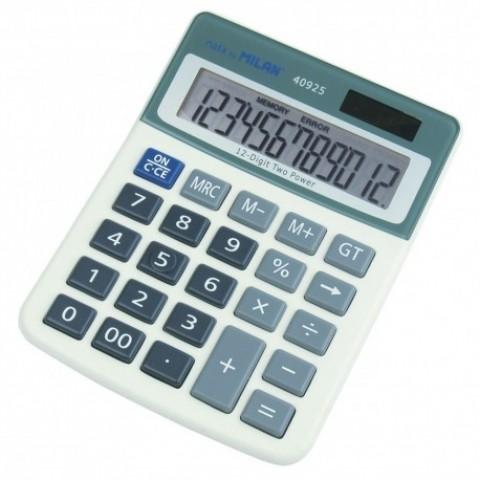 Calculator 12 digiti, 925, Milan