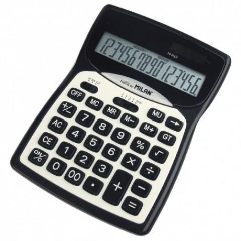 Calculator 16 digiti, 016, Milan