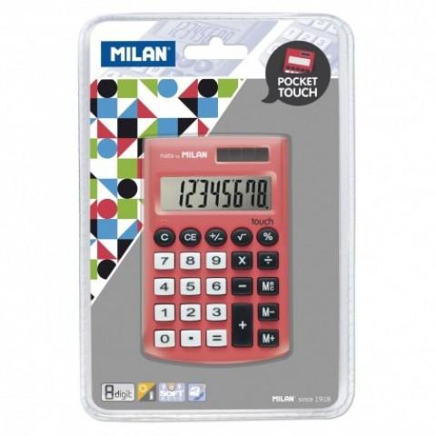 Calculator 8 digiti, 150908RBL, Milan