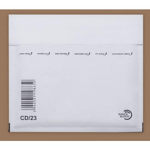 Plicuri antisoc, cu bule de aer, CD, 100 bucati