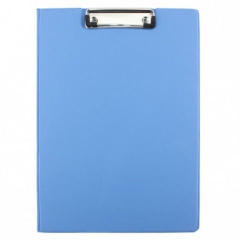 Clipboard dublu, albastru deschis, A4, Daco