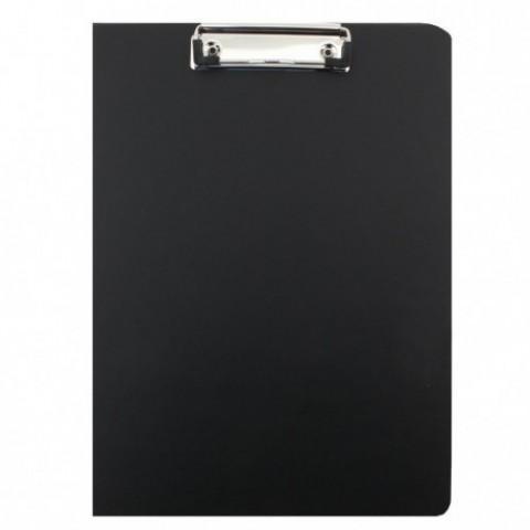 Clipboard dublu, negru, A4, Daco