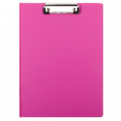 Clipboard dublu, roz, A4, Daco