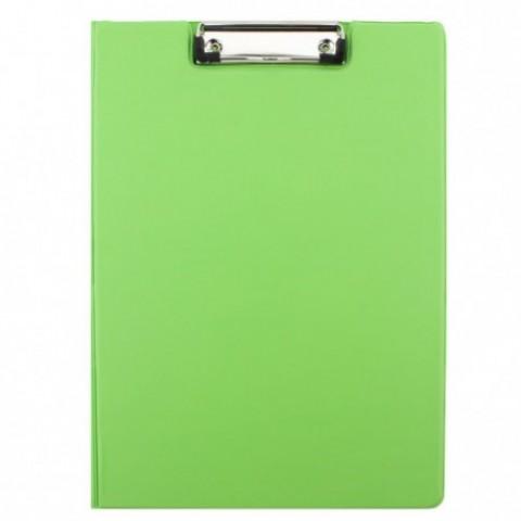Clipboard dublu, verde deschis, A4, Daco