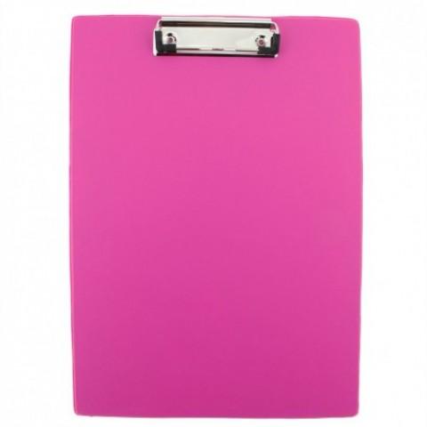 Clipboard simplu, roz, A4, Daco