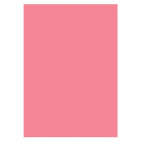 Coperta PVC pentru indosariere, translucid rosu, Ecada
