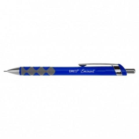 Creion mecanic, Eminent, 0.7 mm, albastru, Daco