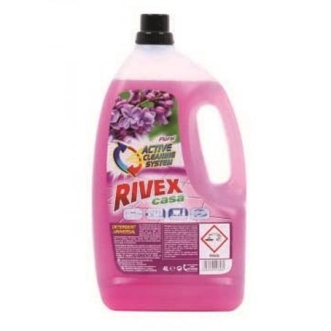 Detergent lichid universal casa 4L, Rivex
