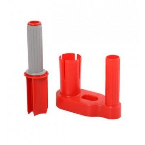 Dispenser plastic folie strech, strech-foil hand