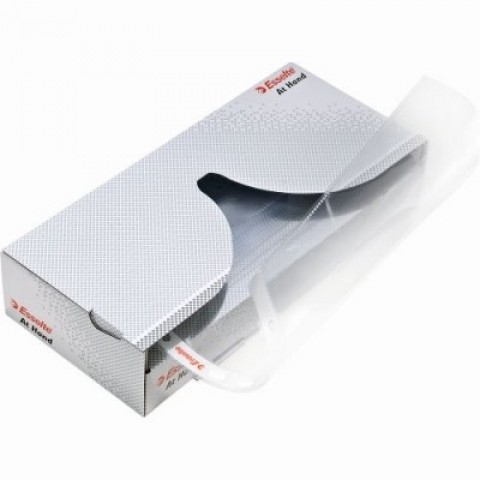 Dispenser folie protectie A4, 55 microni, Esselte