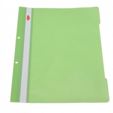 Dosar plastic cu sina, verde deschis, Daco