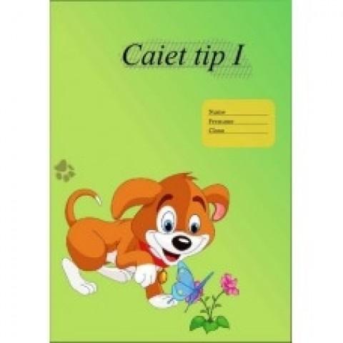 Caiet Tip I