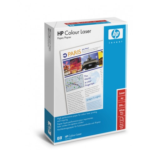 Hartie HP Color Laser - A4 - 200 g/mp