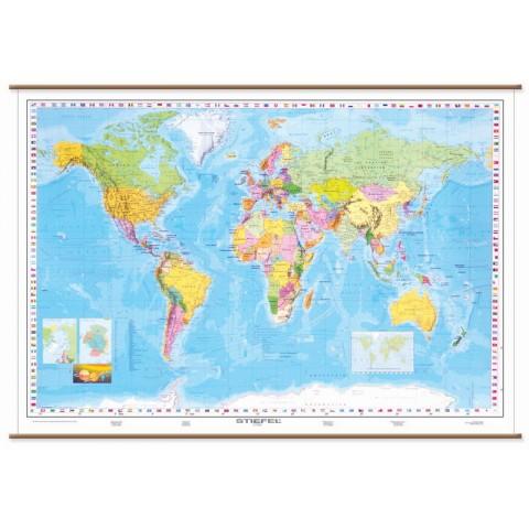 Statele lumii cu steaguri