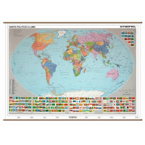 Lumea – harta politică