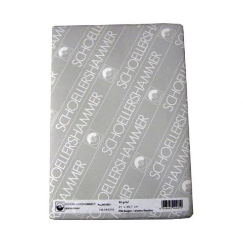 Hartie calc Schoellershammer, format A4, 90-95 g/mp
