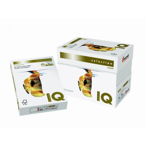 IQ Selection Smooth, format A3, 80 g/mp