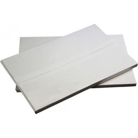 Hartie sintetica, Autocolant mat alb, 60 μ, 236 g/mp, SRA3, 50 coli