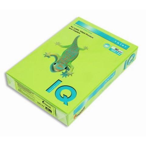 Hartie colorata - Lamaie verde - A4 - 80 g/mp