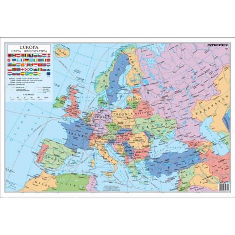 Europa Politica – Mapa de birou