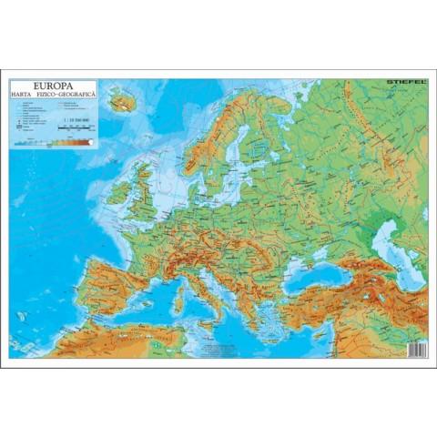 Europa Fizica