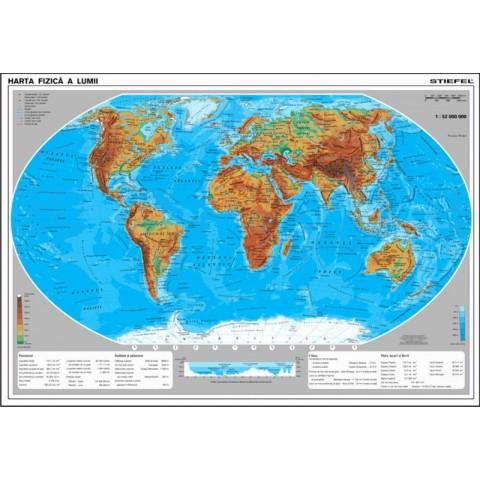 Lumea Fizica – Mapa de birou
