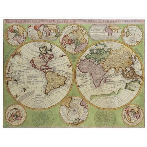 Lumea Antica – Mapa de birou