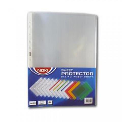 Folie protectie A4 30micro Noki 100/set