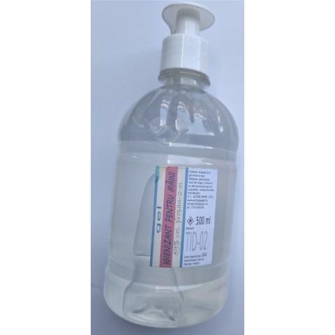 Gel igienizant pentru mâini, 500 ml