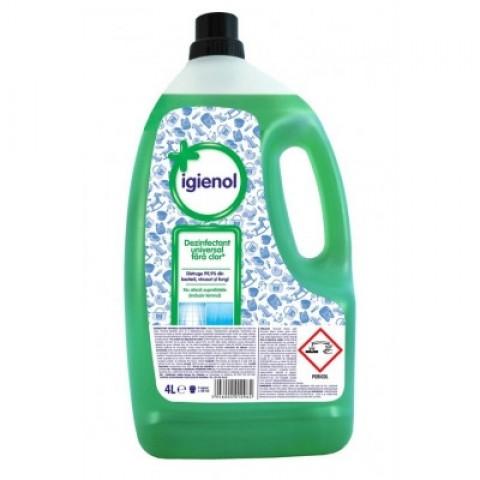Dezinfectant, Igienol universal, 4L