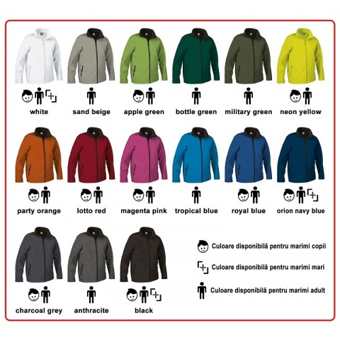 Jacketa softshell H