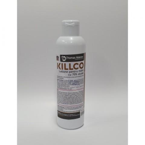 Gel igienizant pentru maini KillCo 200ml, Thomas Maister