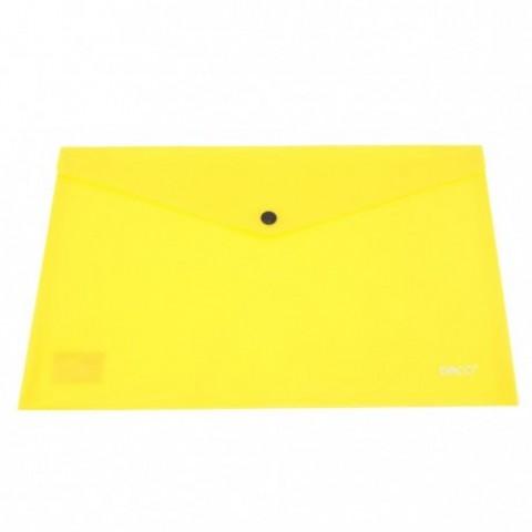 Mapa plastic plic cu capsa a4 daco mp120g