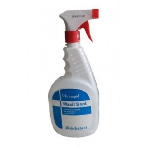 Dezinfectant suprafete, Maxil Sept Ultrarapid 1L