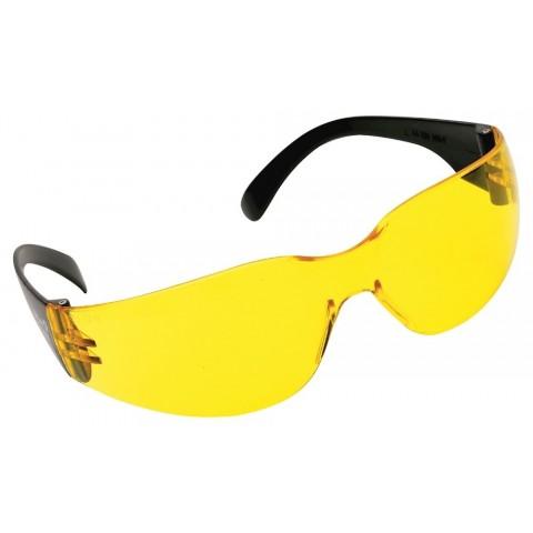Ochelari de protectie, cu lentile galbene, Worksafe