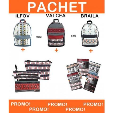 Pachet promotional scoala - varianta 2